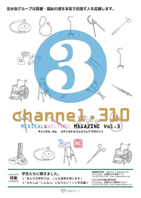 チャンネル310